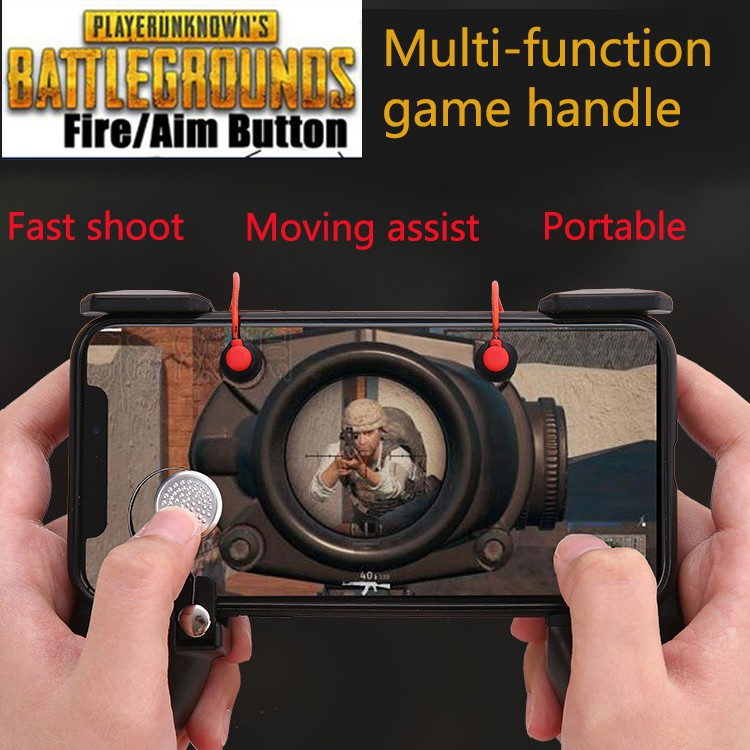 Ready stock PUBG Mobile Game Controlle Joystick Quick Shot