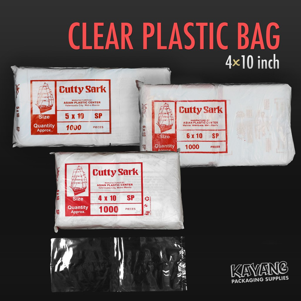 Choose set of 3,5 or 10 pcs Clear vinyl bags 4x10 and 6 x 10 with card pocket and loop; available in 12 colors of closures New