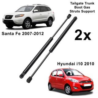 PAIR Tailgate Trunk Gas Lift Shock 2x Struts For HYUNDAI I10 Hatchback 2008