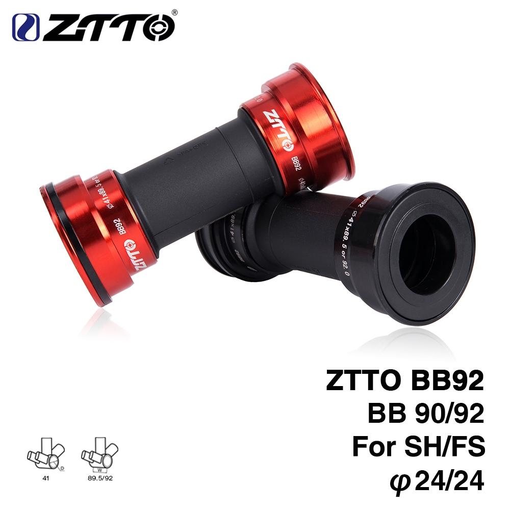ZTTO Aluminum Bicycle Crankset 170mm 104BCD MTB Bike Crank /& BB Bottom Bracket