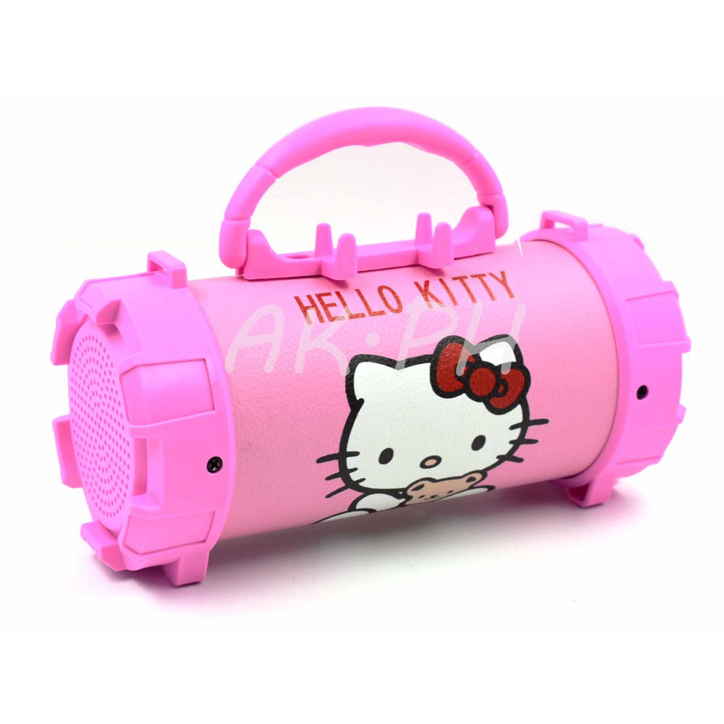 Hello Kitty design Portable Wireless Bluetooth Speaker xc9