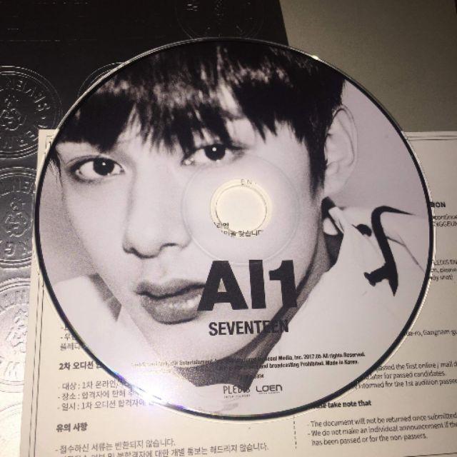 JUN AL1 CD (SEVENTEEN)