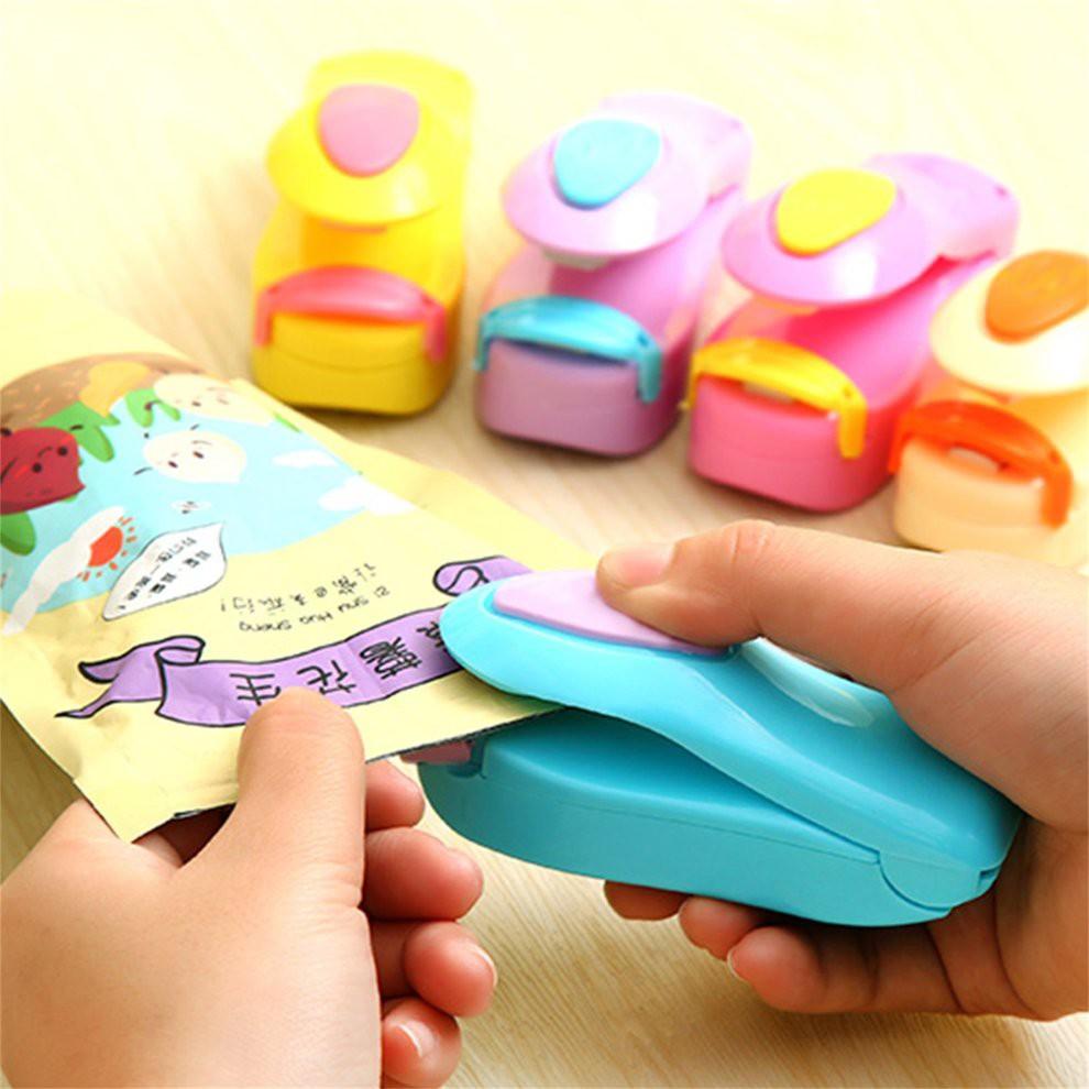 Handy Portable Plastic//Food Bags Mini Sealer Sealing Machine Heat Sealer bo