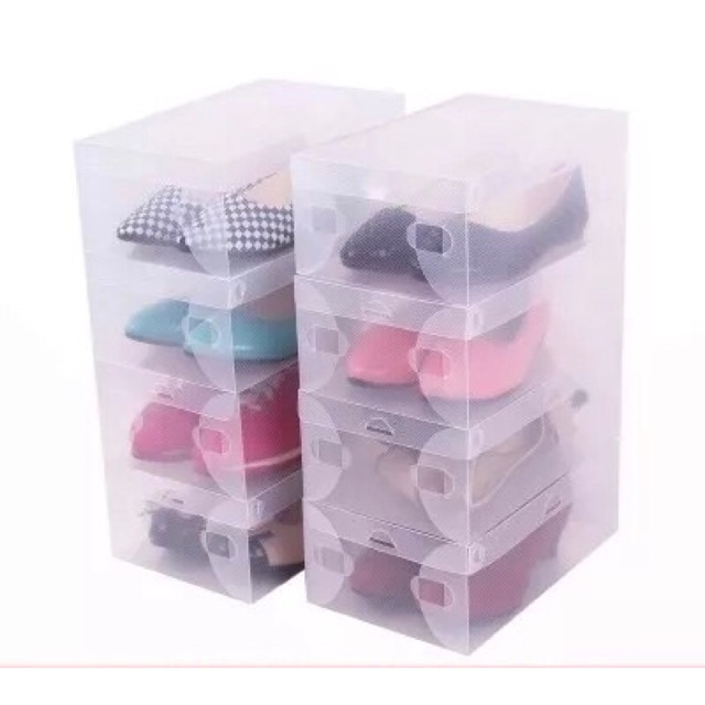HL🔥30pcs Plastic Clear Capsule Collection Coin Storage Box | Shopee Philippines