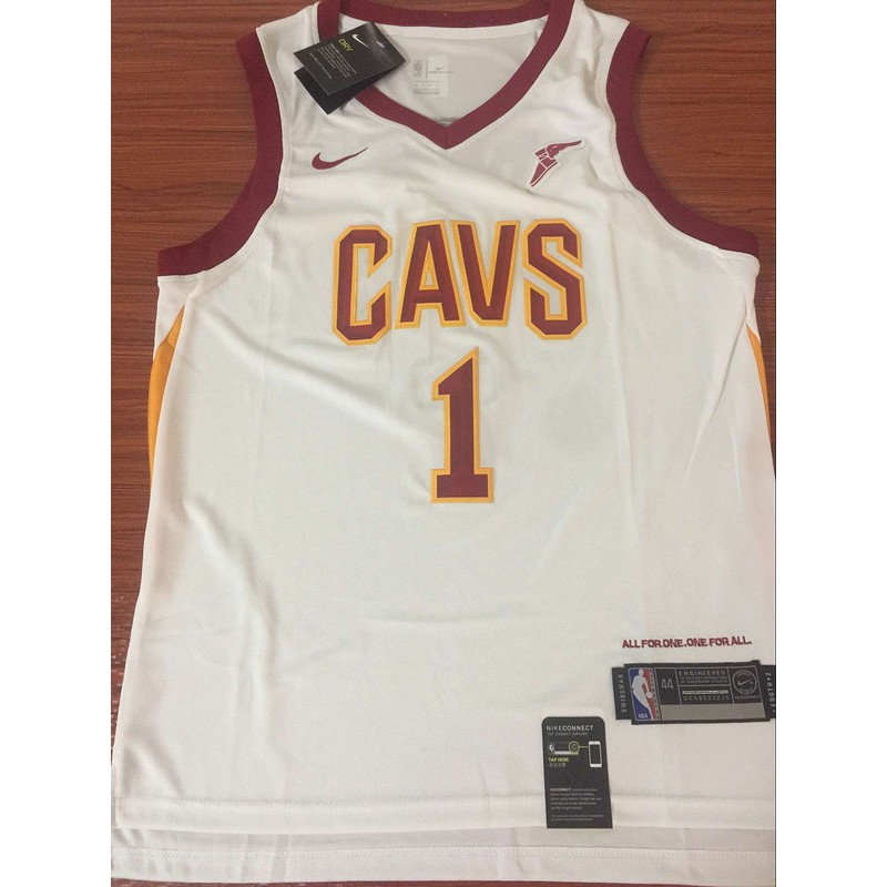 on sale 693be 8d6c9 yanbo Nike Cleveland Cavaliers Derrick Rose NBA Jersey #1
