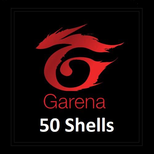 Garena Shells 50 Php