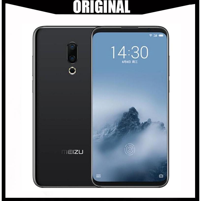 Free Gift Original Meizu 16th 16 4G Snapdragon 845 8GB 128GB