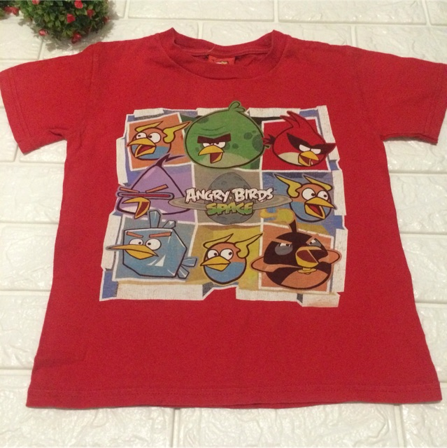 196f71553 angry birds 5 -6 years old | Shopee Philippines