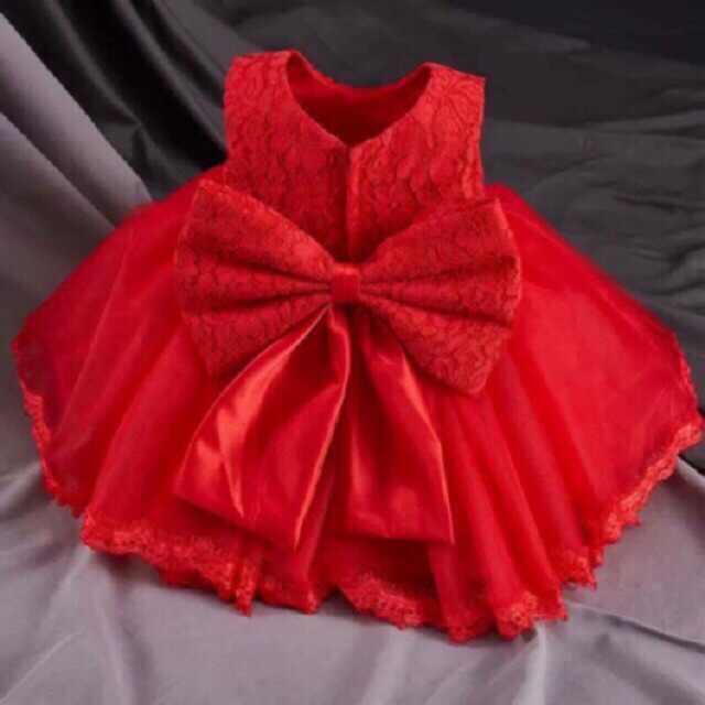 ee9cc3a6e877e Pink/White /Red Dress for kids( Cash on Delivery)