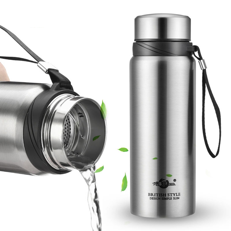 【Shocking Sale】Large Capacity 1200ml 304 Stainless Steel Vacuum Tumbler  Thermos
