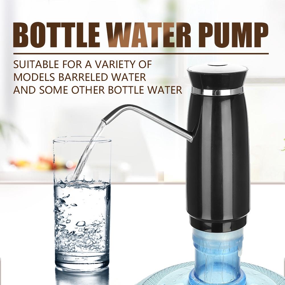 0025e1c5f9 KCASA Electric Portable Water Pump Dispenser Drink Bottle | Shopee  Philippines