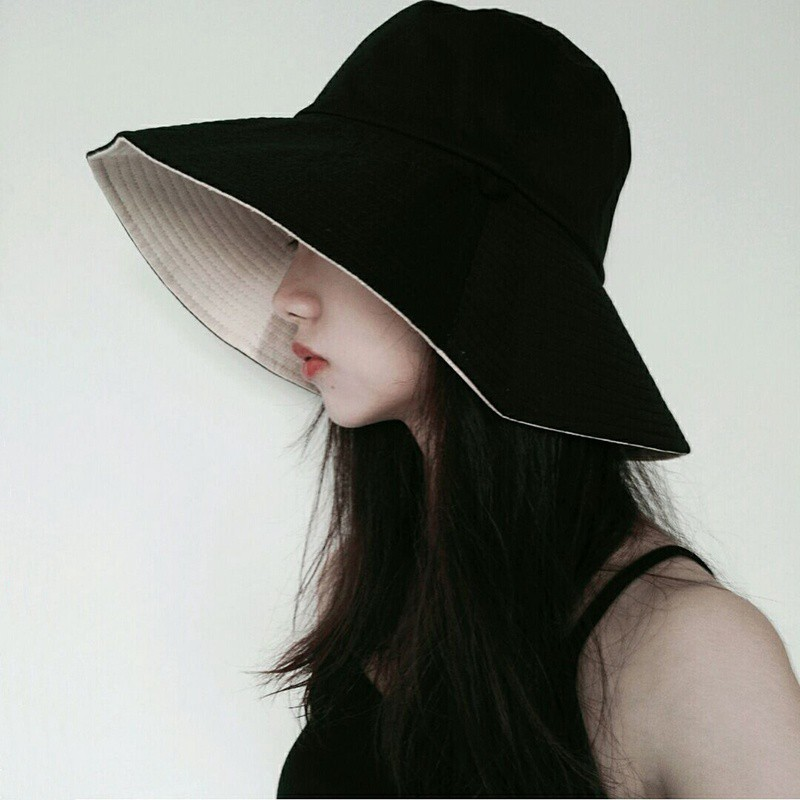 319845ab3aa00f ProductImage. ProductImage. Women's casual wear double-sided cap outdoor  cotton visor