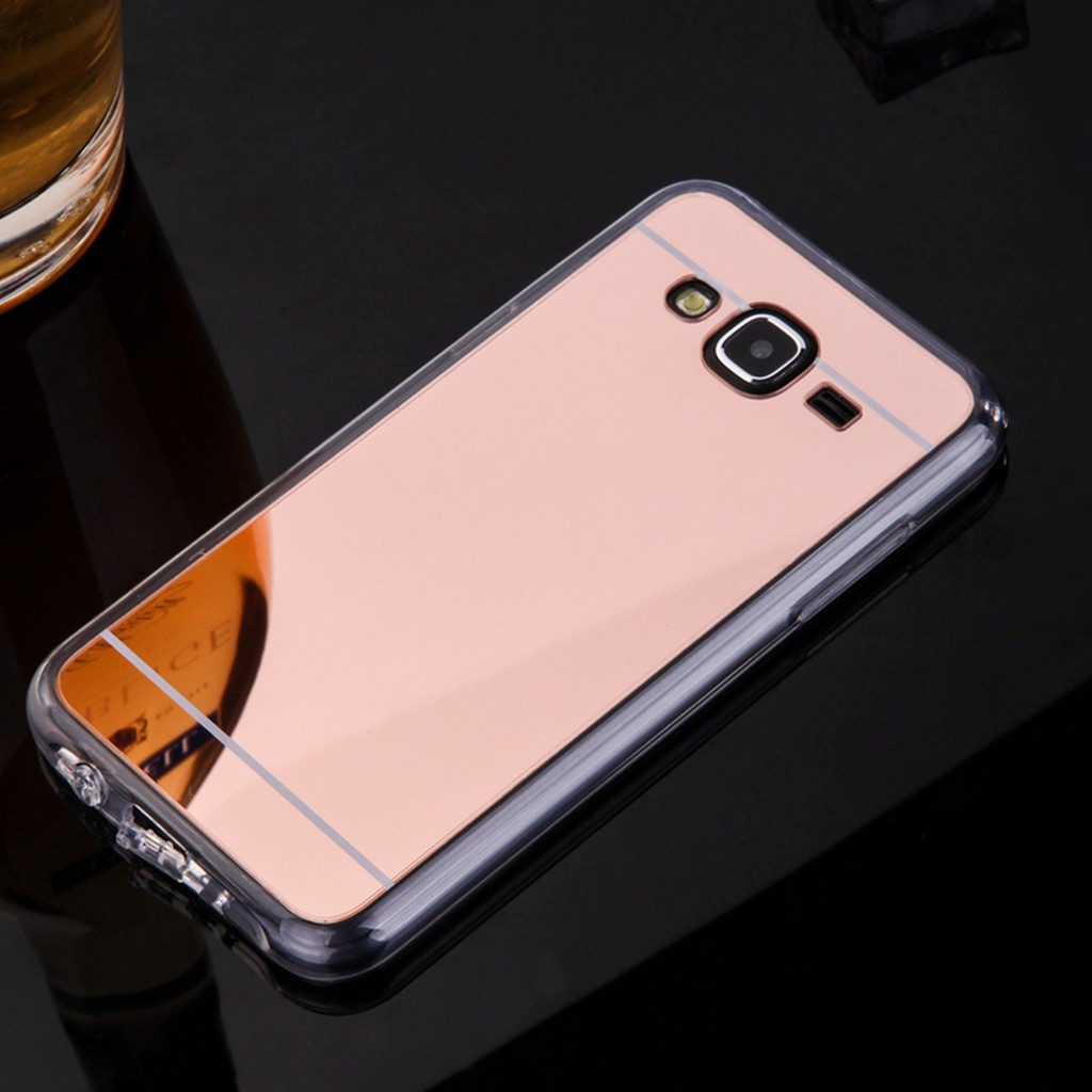 Samsung Galaxy J1 J3 J5 J7 2016 Mirror Cover Case Casing | Shopee Philippines