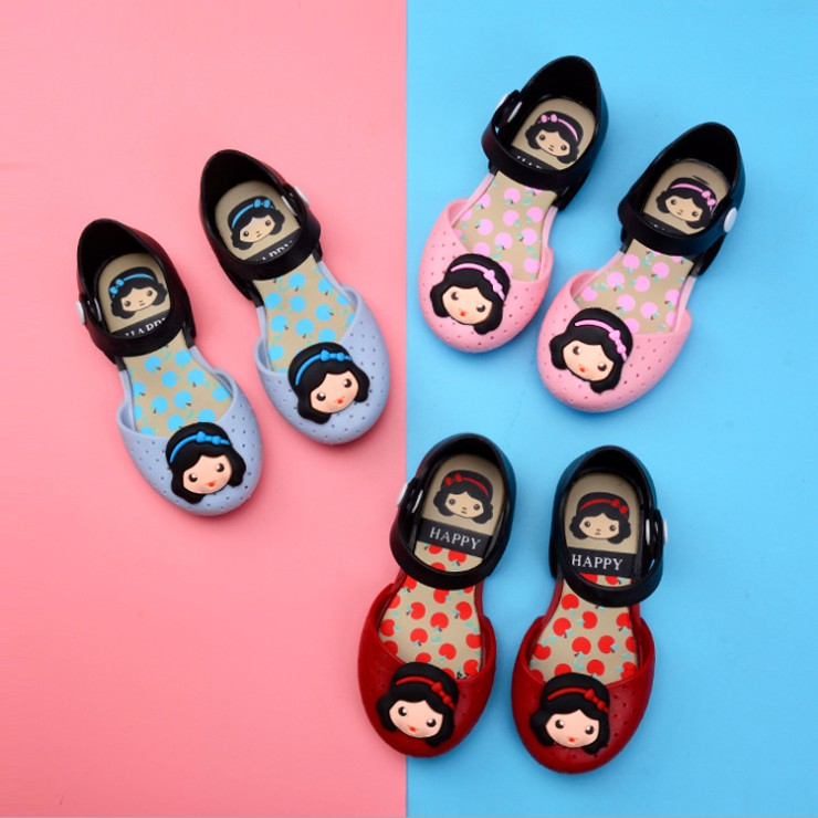 New Baby Girls Sandals Sneaker Toddler Kid Party Princess Casual Single Shoes KW