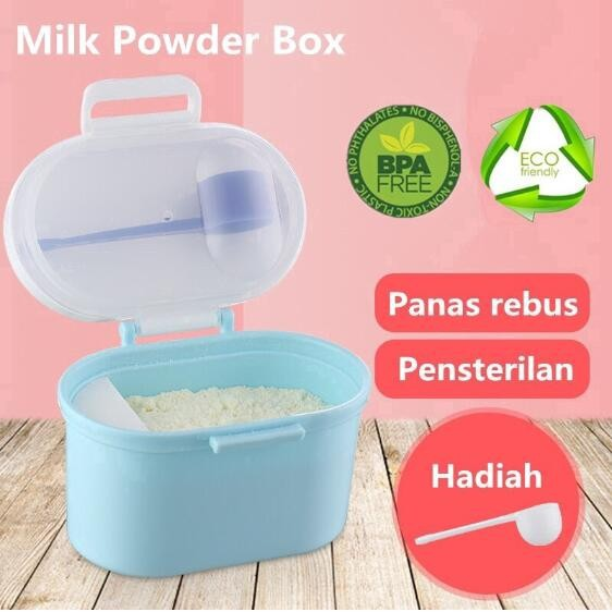 Baby Milk Formula Storage Container Box Portable Milk Powder