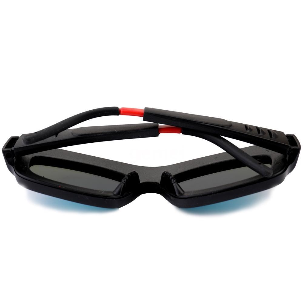 Solar Power Auto Darkening Welding Helmet Eye Goggle Glasses PC Protection Piece