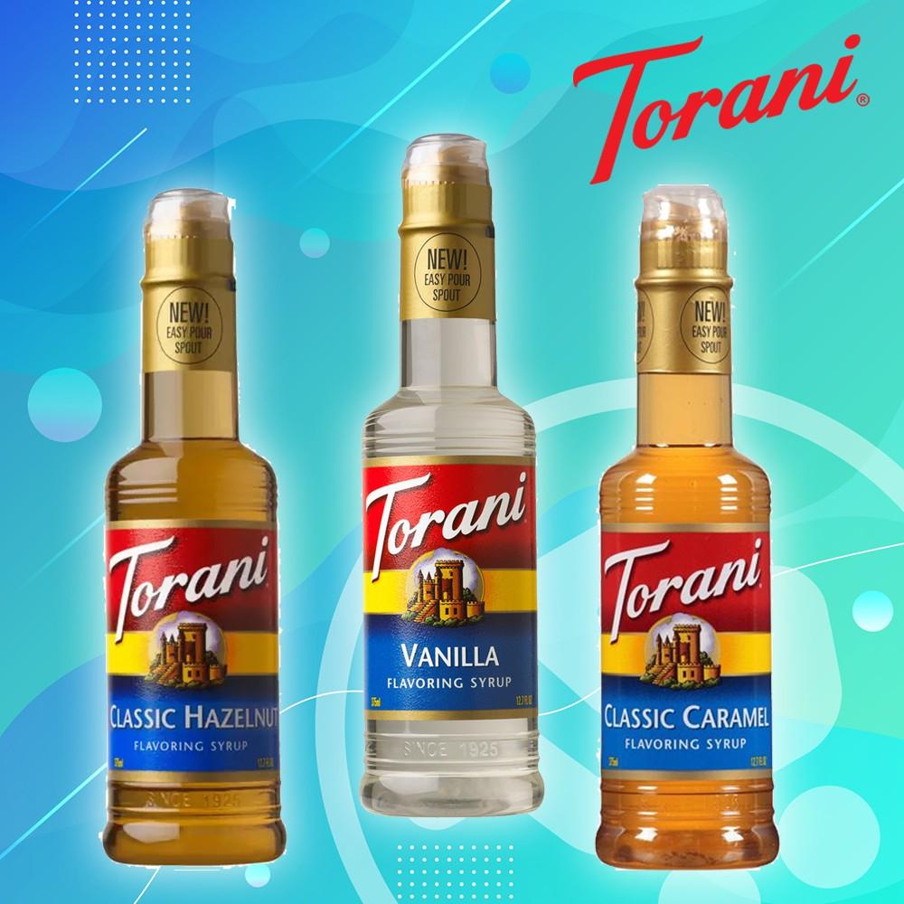 Torani Coffee Syrups Favorites - 375 mL | Shopee Philippines