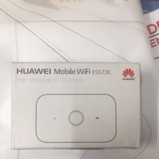 HUAWEI POCKET WIFI E5573 WHITE | Shopee Philippines