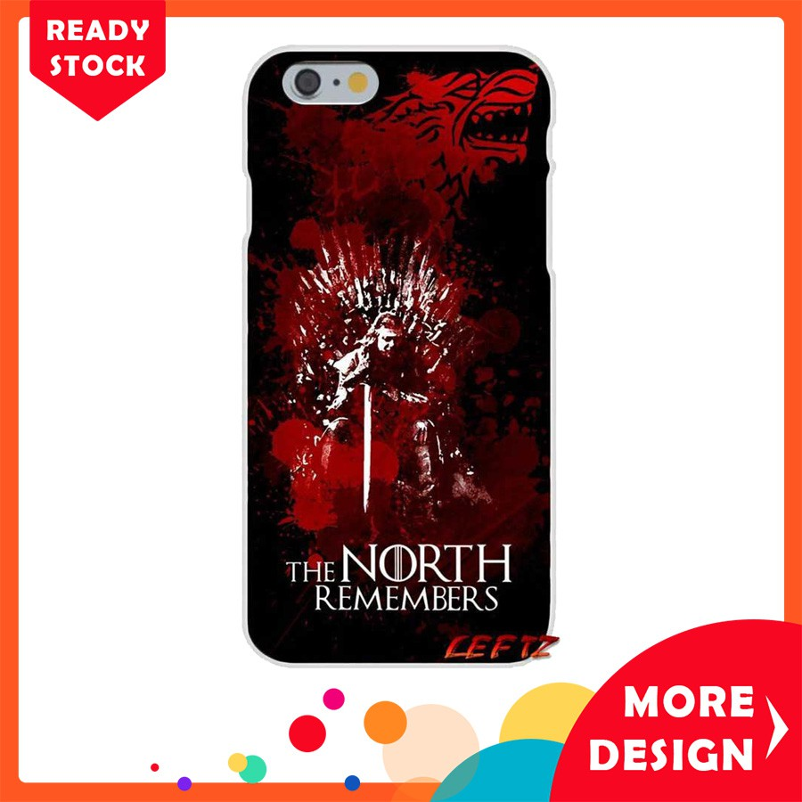 a8f6a2d99 Jon Snow Game Throne iPhone 6+ 6s+ Case | Shopee Philippines