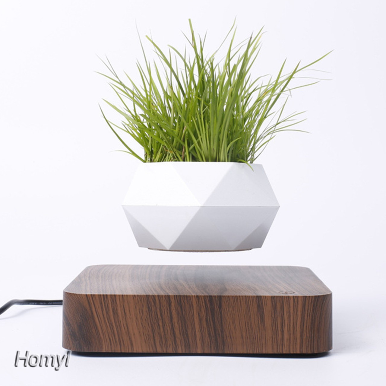 Homyl Levitating Air Plant Pot Bonsai Suspension Floating Flower Pot Planter Shopee Philippines