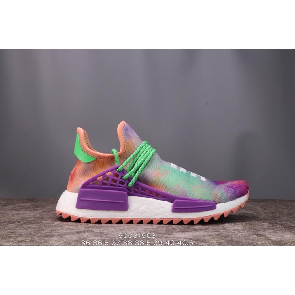 pharrell williams adidas nmd hu trail