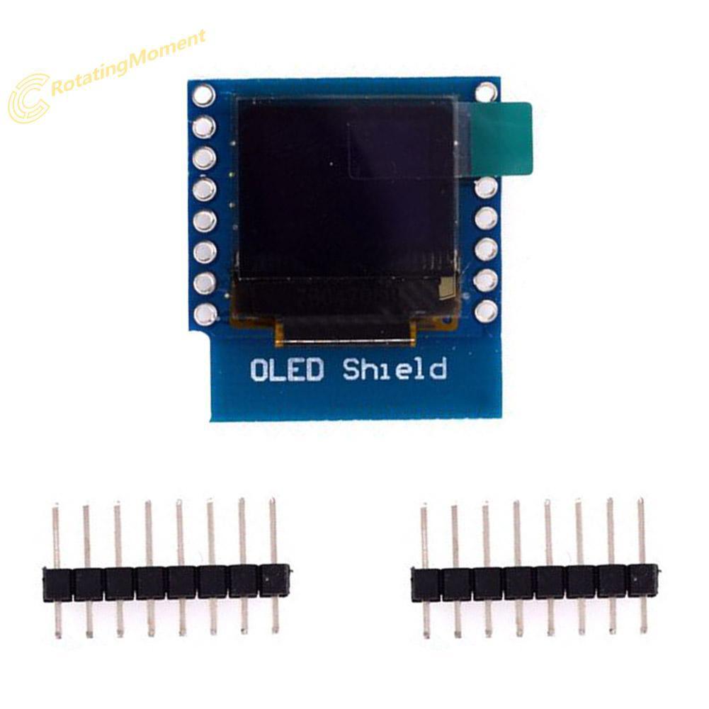"""0.66/"""" OLED Display LCD Erweiterung Shield für WEMOS D1 Mini"""