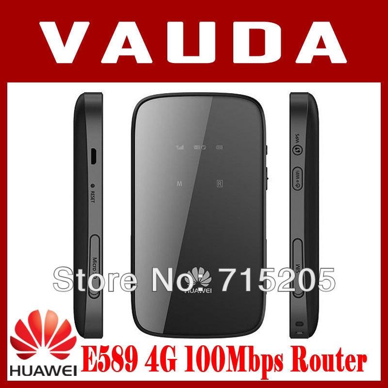 HUAWEI E589 4G Mobile wifi Hotspot Huawei E589u-12 router,