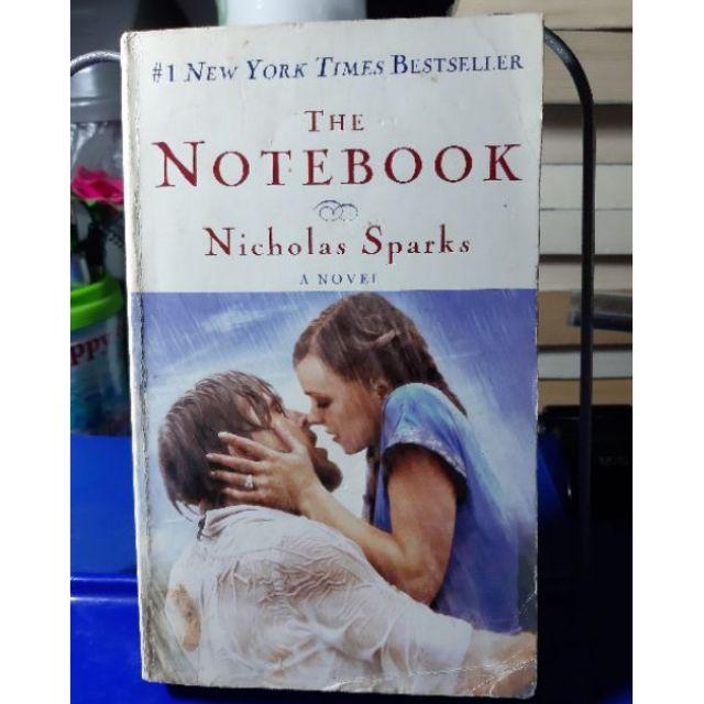 Nicholas sparks book titles