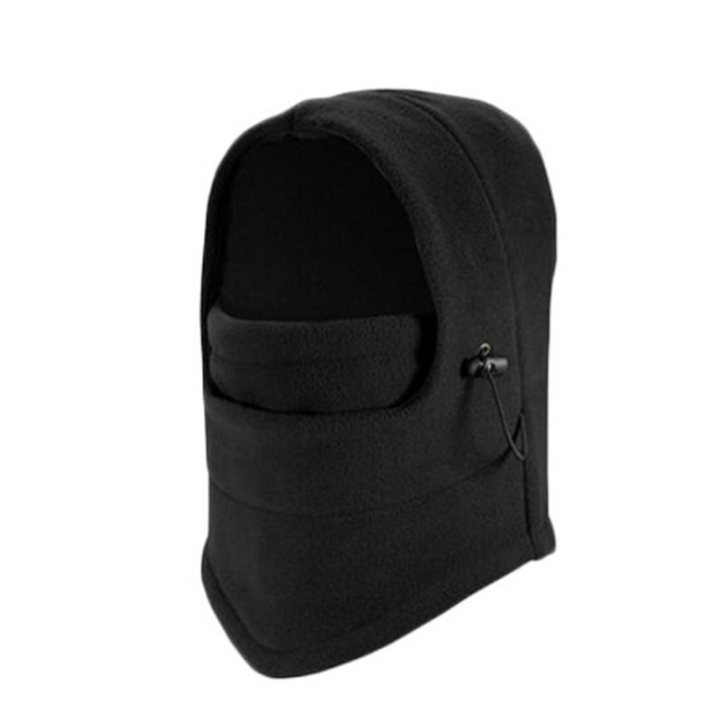 Face Mask Cap Collar Warm Head Windproof Motorcycle Ride Ski Mask Hats