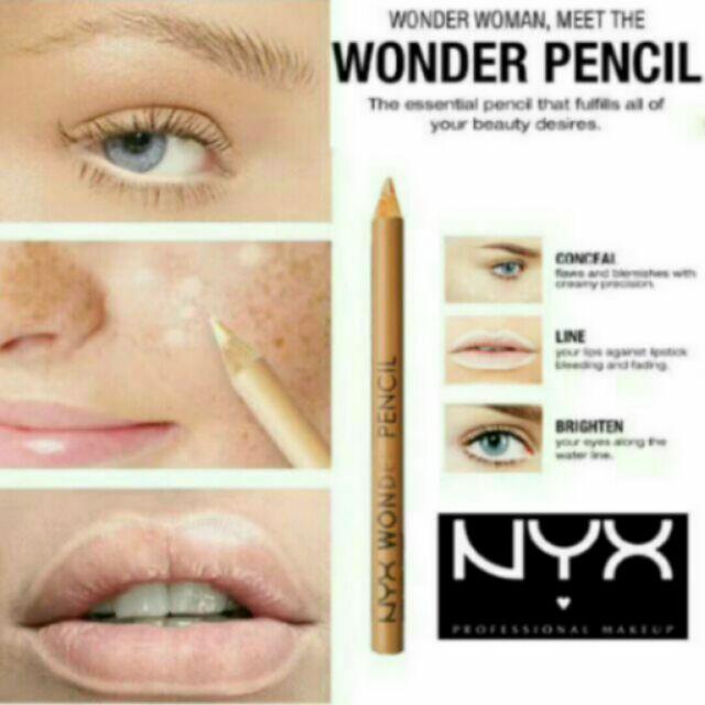 fad1191da64 NYX Wonder Pencil Concealer   Shopee Philippines
