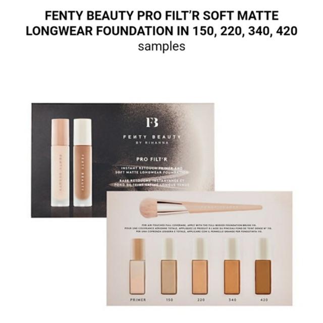Samples Of Foundation Makeup Saubhaya