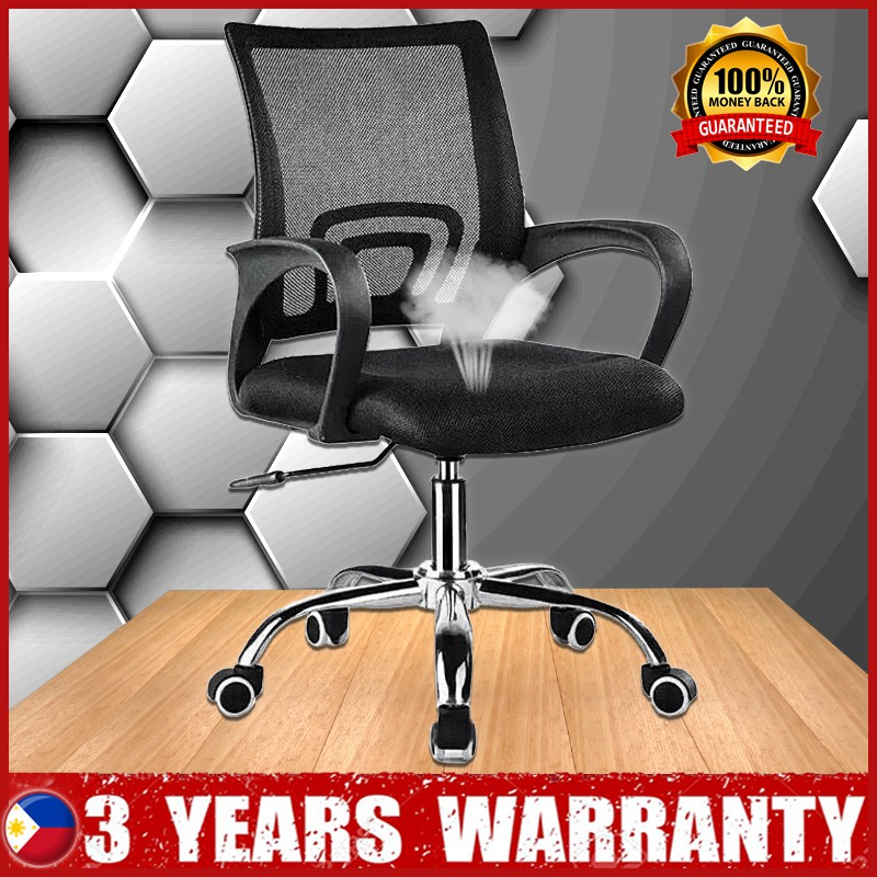 Office Chair Prices And Online Deals Home Living Oct 2020 Shopee Philippines