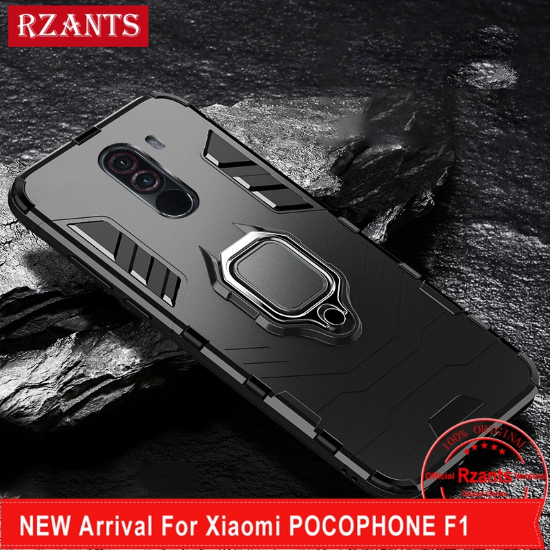 new product 9f0f2 45f31 Xiaomi Pocophone F1 Case Slim Thin Phone Casing Hard Cover
