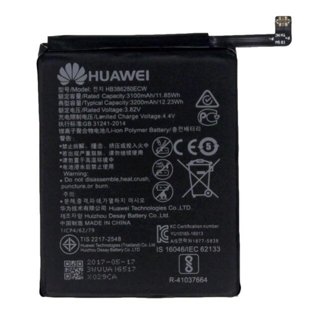 Original Huawei Battery P10, honor 9 HB386280ECW