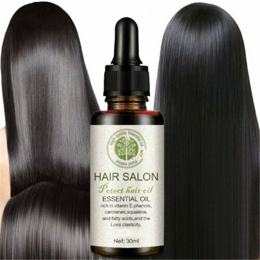 Hair ReGrowth Serum Hair Care Essential Oil Treatment for Soft ...
