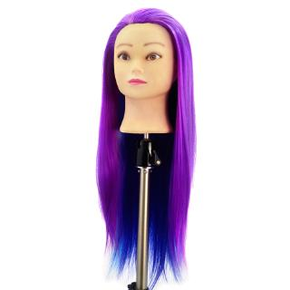 Practice Training Head Human Long Hair Model Hairdressing Mannequin Doll Shopee Philippines