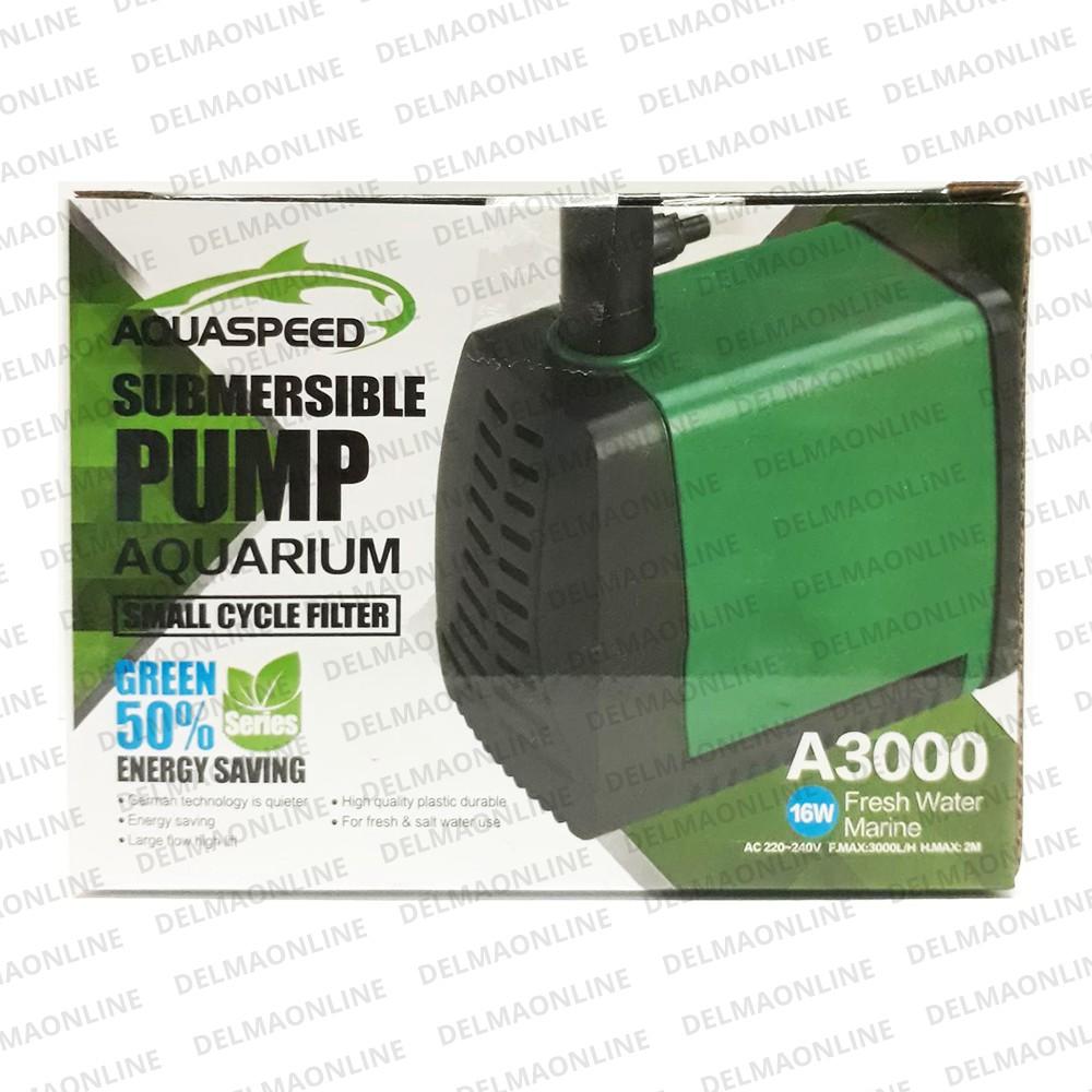 Aquaspeed Submersible Pump Aquarium a3000 a4000 a5000