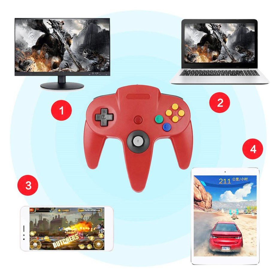 USB Wired and wireless Joypad Gamepad Controller Xbox 360/PC ...