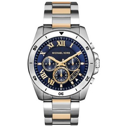 550eb04da042 Michael Kors MK8077 Mens Gold-tone Stainless steel MK Watch