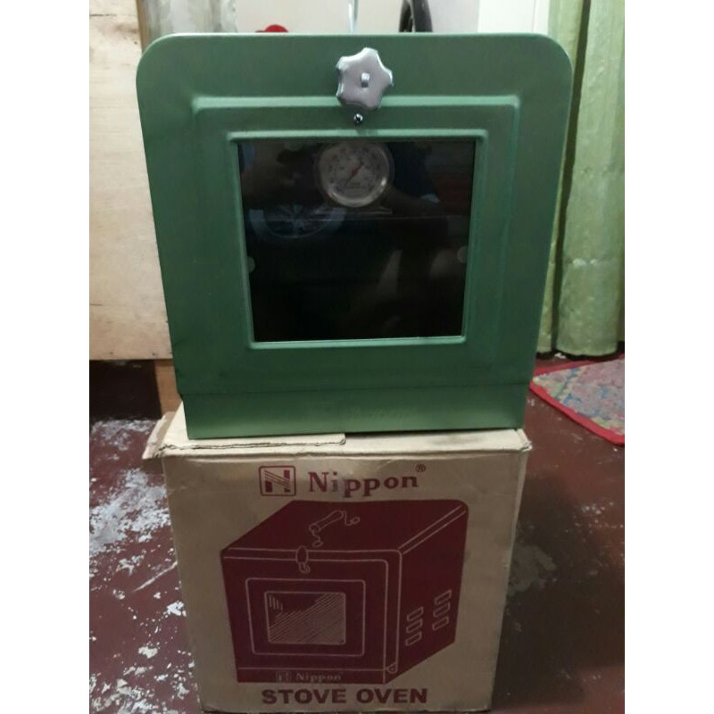 Stove Top Oven W Thermometer Shopee Philippines