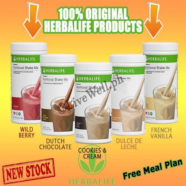 Herbalife Shake Mix 550g Discounted Sale FREE shipping
