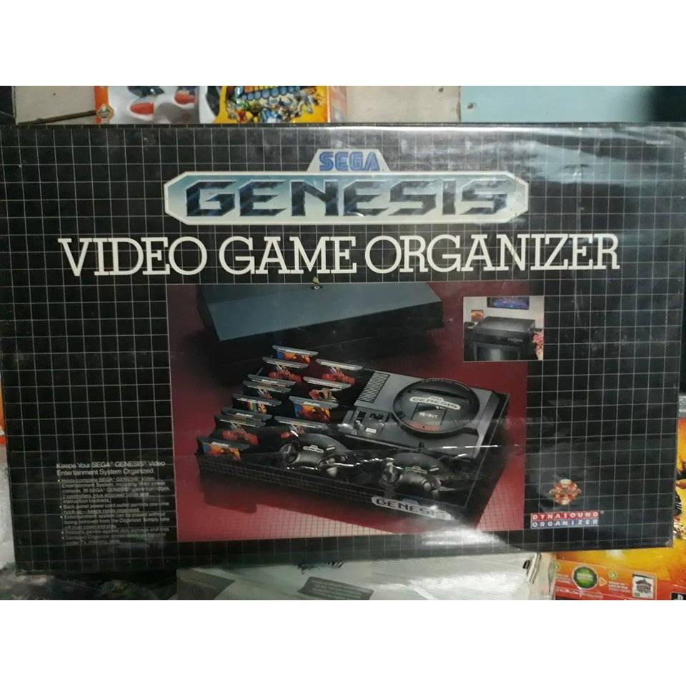 Sega Genesis Video Organizer