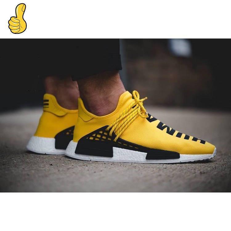 best sneakers 7b4bb ebd69 zpReady Stock Originals Adidas PW Human Race NMD PHARRELL