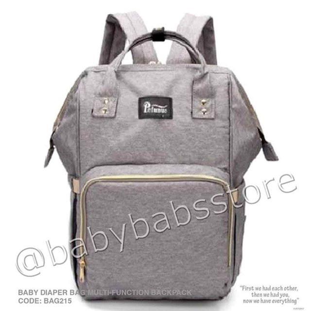 3ef0bcaa1c BABY DIAPER BAG MULTI-FUNCTION BACKPACK