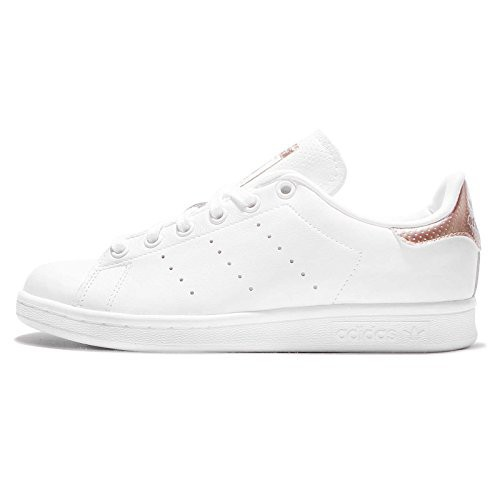 stan smith womens rose gold