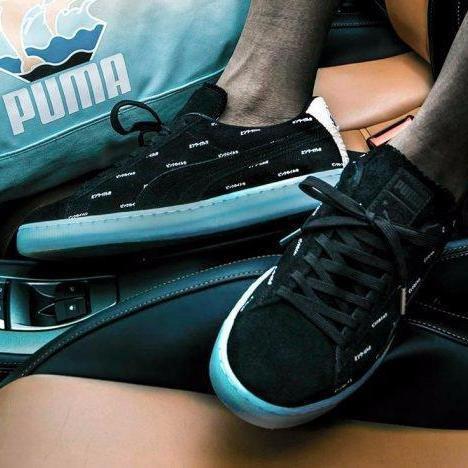 621aefc60ddc Puma x Pink Dolphin Suede V2  Ether Caramel Cream