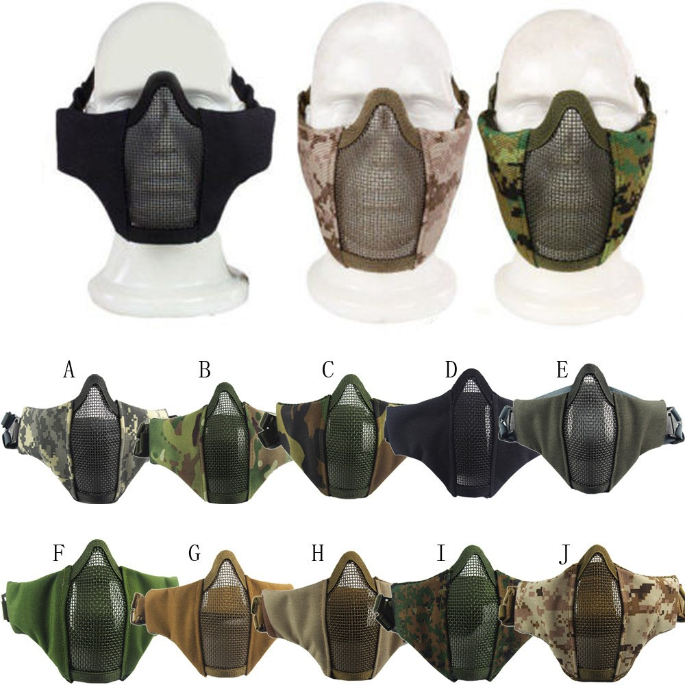 In Stocktactical Protective Ski Full Face Mask Shopee Philippines Masker Polar Tactical Outdoor