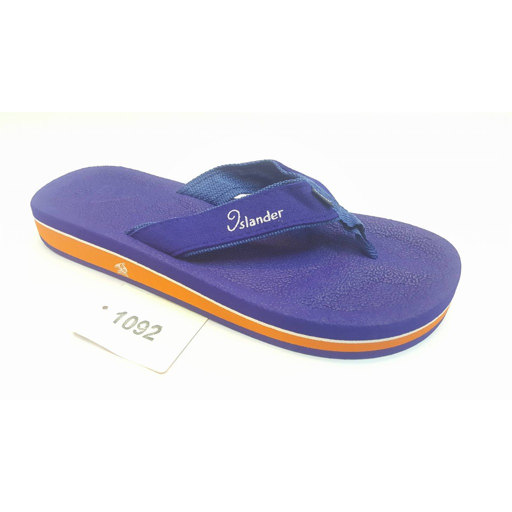 62e9a89240b4 Islander mens rubber slippers 100% original (makapal)