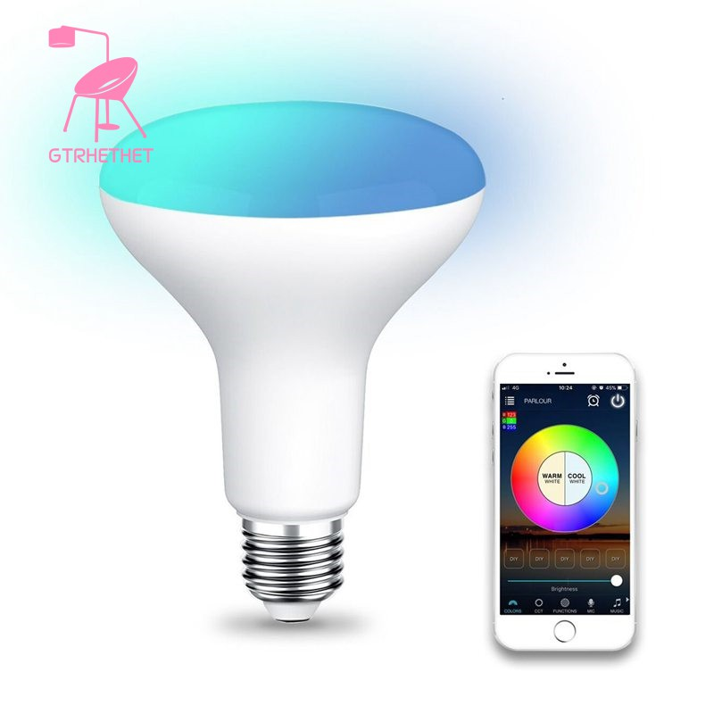 Wifi Br30 Led Tunable White Color