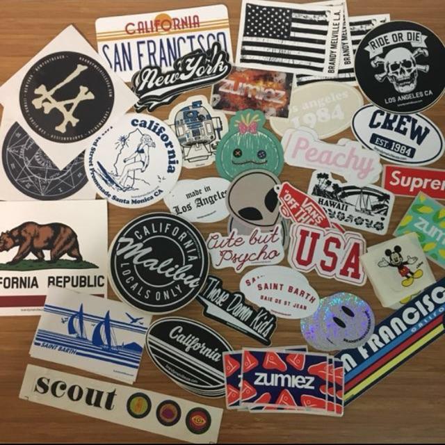 San Francisco California Brandy Melville Sticker